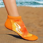 Носки для пляжного волейбола VINCERE SHORT ANKLE SPRITE ORANGE SUNSET SAND SOCKS   S