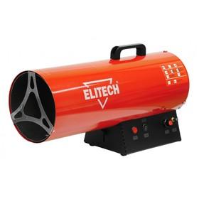 Тепловая пушка Elitech ТП 30ГБ, газовая, 30 кВт, 760 м3/ч, 0.8-2.3 кг/ч, пьезоподжиг