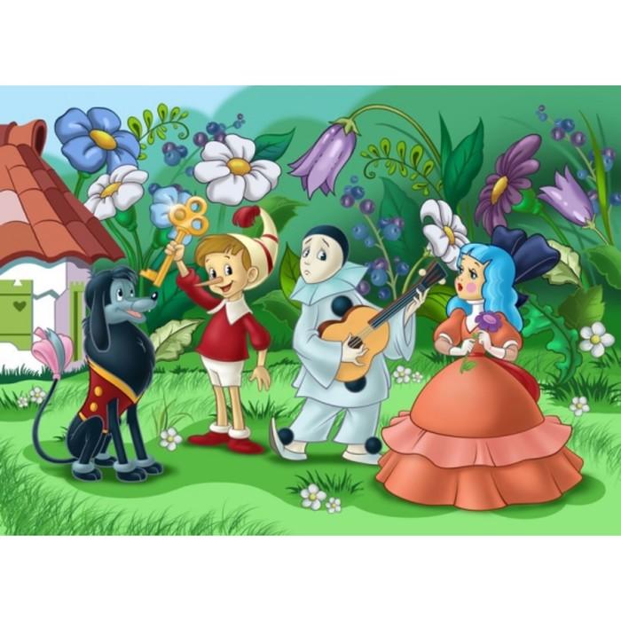 Приключения буратино картинки из мультфильма