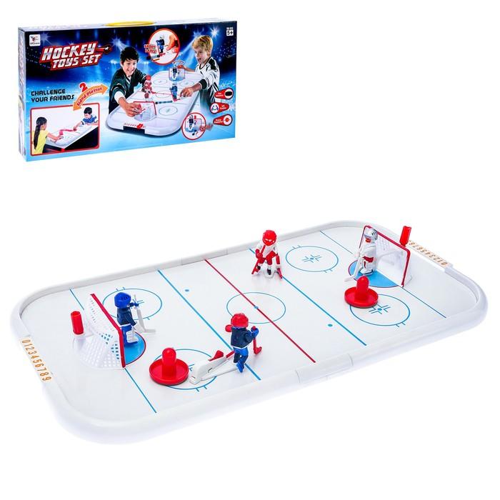 Настольный хоккей «Ледовая битва»