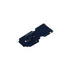 Накладка для навесного замка, с проушиной, L=65 мм, синяя