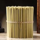 Свечи медовые №120, упаковка 2кг, парафин + медовое масло