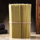 Свечи медовые №80, упаковка 2кг, парафин + медовое масло