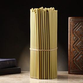 Свечи медовые №30, упаковка 2кг, парафин + медовое масло