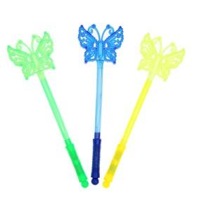 Палочка световая «Бабочка», цвета МИКС