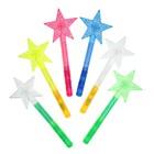Палочка световая «Звезда», цвета МИКС