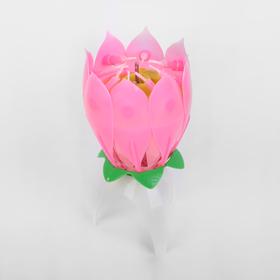 Свеча-цветок