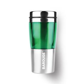 Термостакан BAROUGE, зеленый, 450 мл