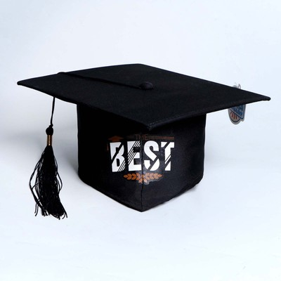Шляпа выпускника The Best
