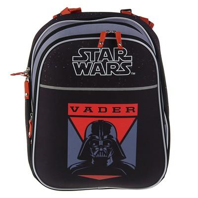 Рюкзак школьный эргономичная спинка 38х29х17см Erich Krause Lucasfilm Star Wars