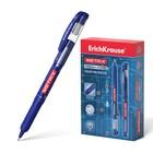 Ручка-роллер Erich Krause METRIX, узел 0.5, чернила синие, длина письма 1200 м