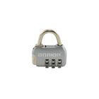 """Замок навесной """"АЛЛЮР"""" ВС1К-35/4 (HA806) CP, кодовый, d=4 мм, цвет серебро"""