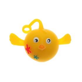 """Malka """"Bird"""" elastic, color yellow"""