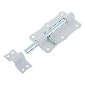 Задвижка ЗТ-2-100, полимер белый