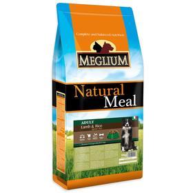 Сухой корм MISTER PET MEGLIUM SENSIBLE для собак, ягненок/рис, 15 кг.