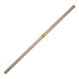 Черенок деревянный, d = 30 мм, длина 130 см, 2 сорт Ош