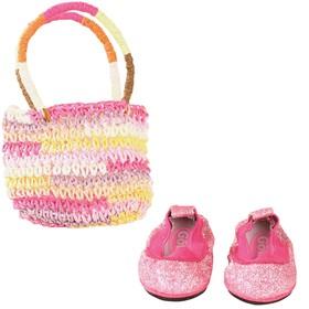 Набор сумка и обувь Gotz для кукол 45-50 см в Донецке