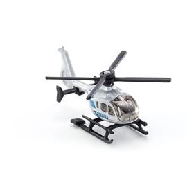 Полицейский вертолет Siku