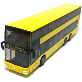 Городской двухэтажный автобус MAN