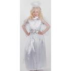 """Карнавальный костюм """"Ангел"""", платье, крылья, нимб, рост 110 см 85240"""