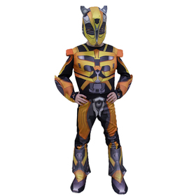 Карнавальный костюм «Трансформер», кофта, брюки, головной убор, р. 28, рост 110 см