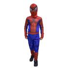 """Карнавальный костюм """"Паук 3D"""", рубашка, брюки, маска, рост 110 см"""