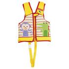 Жилет для обучения плаванию Fisher Price, M/L(3-6лет, 18-23 кг), (93521)