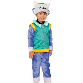 """Карнавальный костюм """"Эверест"""" щенячий патруль, (XS), р.28-30, рост 104-110 см"""