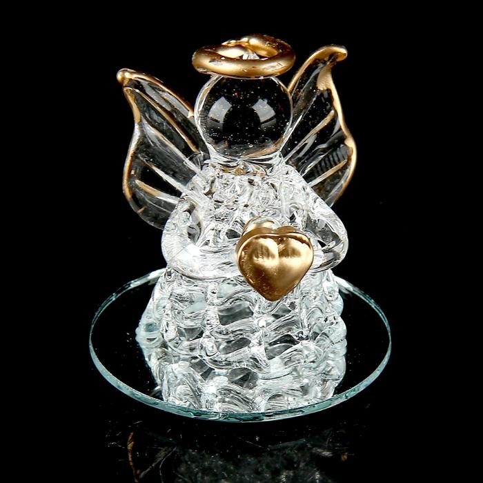 "Набор сувениров ""Ангелочки"" на зеркале, в коробке 12 шт."