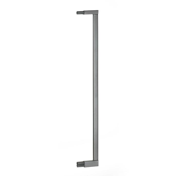 Дополнительная секция Geuther Easylock Wood, 8 см, серебро