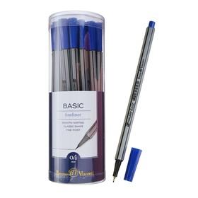 Basic capillary handle, knob 0.4 mm, rod blue
