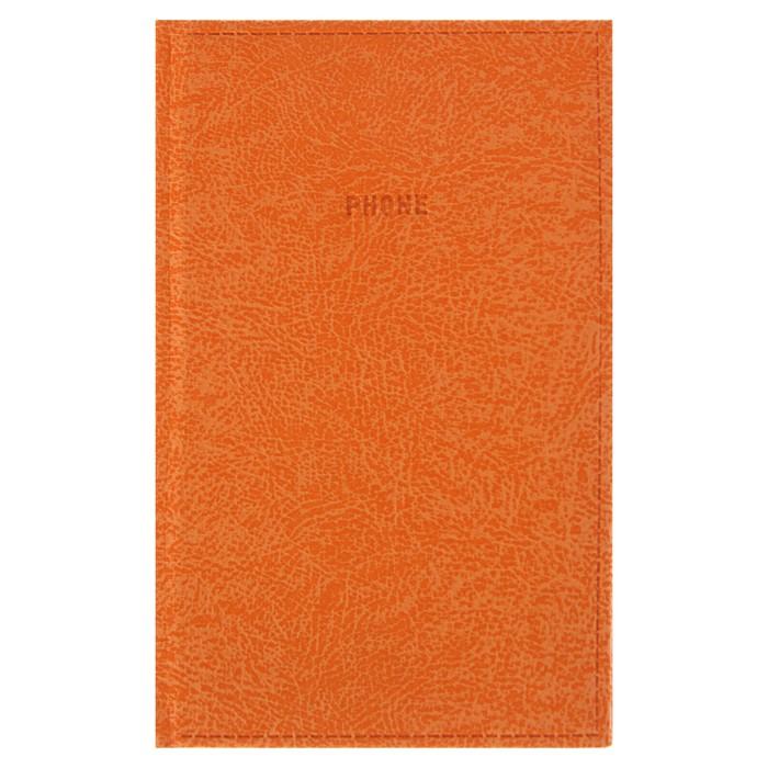Телефонно-адресная книга Erich Krause PERFECT 130x210мм, оранжевый