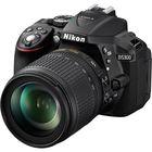 Зеркальный Фотоаппарат Nikon D5300 KIT black 24.1Mpix 18-55VRII