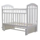 """Кроватка  детская   """"ЛИРА""""-5 универ.маятн/без ящ., 119 x 60 см  (белый)"""