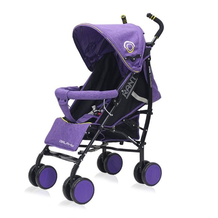 Коляска прогулочная GALAXY (уп.2 шт.) , цвет фиолетовый