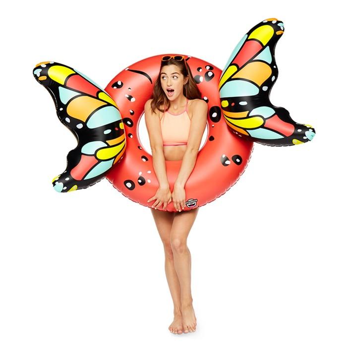 Круг надувной Butterfly Wings - Red