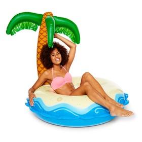 Круг надувной BigMouth Palm Tree