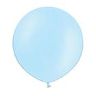 """Шар латексный 36"""" B350/003 Пастель, 1 шт., Sky Blue Экстра"""