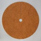 Круг приствольный, d = 0,6 м, из кокосового полотна, набор 5 шт., «Мульчаграм»