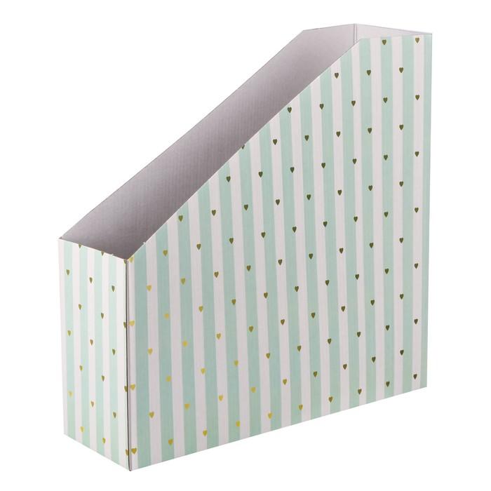 Органайзер для скрап бумаги «Люби Мечтай», 31 х 31 х 9,5 см