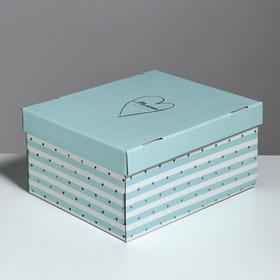 Складная коробка «Мелочи жизни», 31,2 х 25,6 х 16,1 см