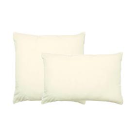 Подушка Crinkle line 70х70 см, иск.лебяжий пух, микрофибра, пэ 100%