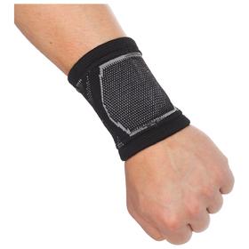 Суппорт запястья, размер XL, цвет чёрный/серый
