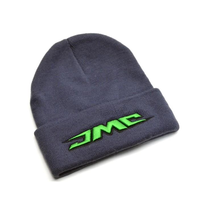Шапка с подворотом JMC Smoke, серый