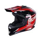 Шлем кросс MICHIRU МС 135 TTR, красный, размер M