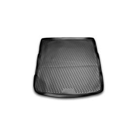 Коврик в багажник OPEL Insignia 2008-2016, седан, полноразмерное колесо (полиуретан)