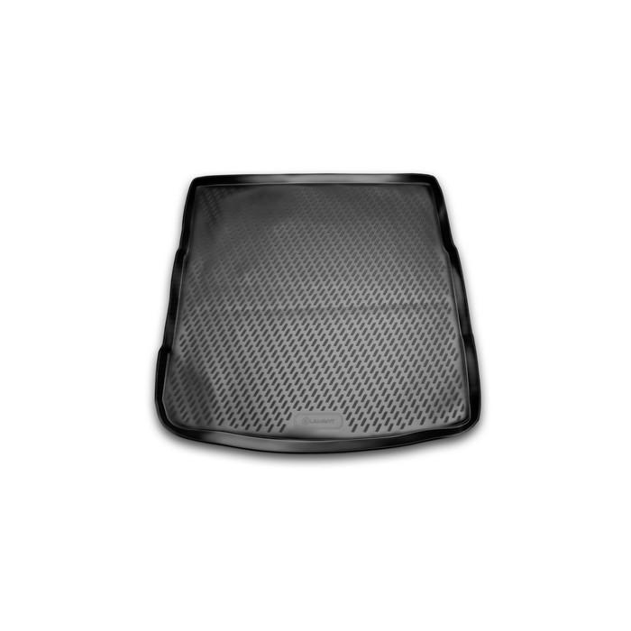 Коврик в багажник OPEL Insignia 2008-2016, седан, полноразмерное колесо (полиуретан) - фото 7429415