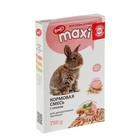 Кормовая смесь «Ешка MAXI» для кроликов, с орехами, 750 г