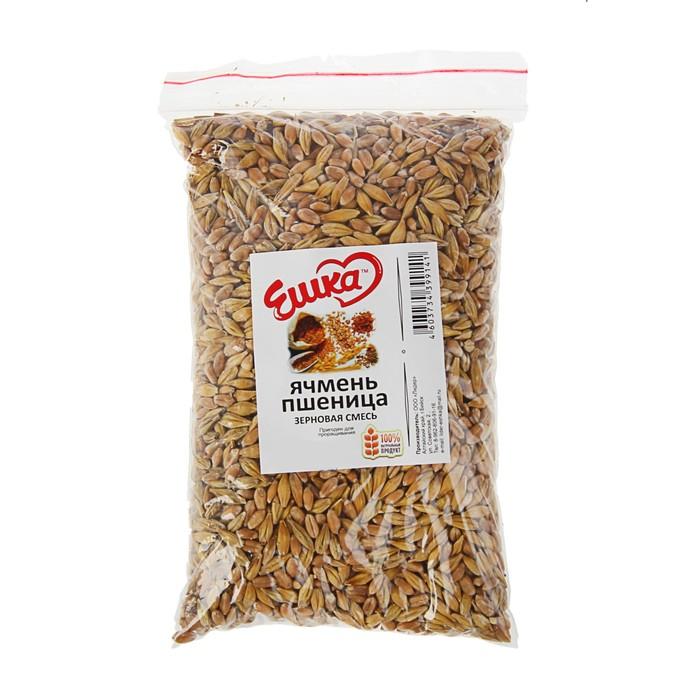 Зерновая смесь «Ешка» ячмень, пшеница, 200 г