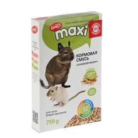 Кормовая смесь «Ешка MAXI» для всех видов грызунов,  750 г